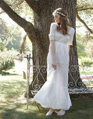 robe de mariée vintage rétro  robe de mariée  Pinterest