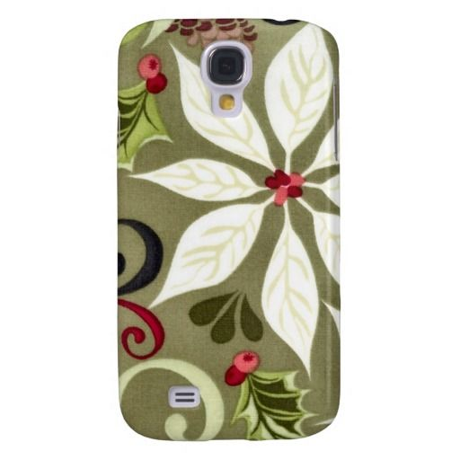 Christmas Samsung Galaxys4 Barely there case Samsung Galaxy S4 Cover