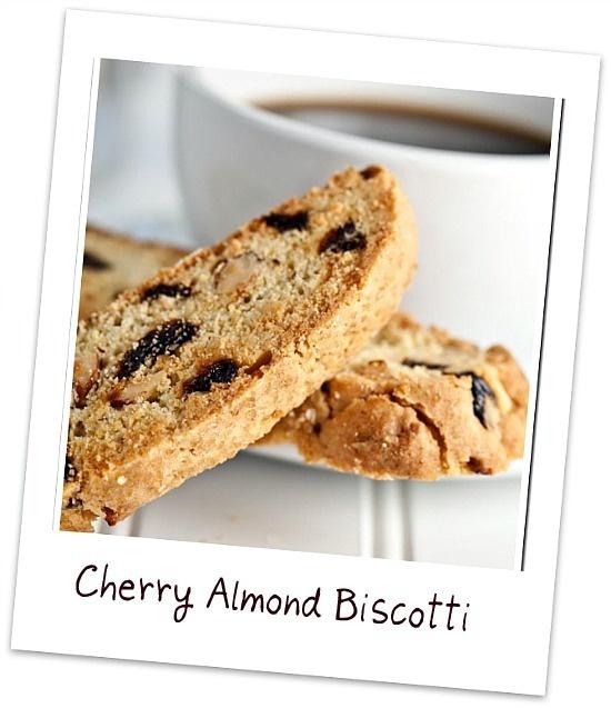 cherry biscotti lemon olive oil and almond biscotti cranberry almond ...