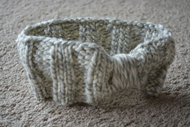 Free Winter Headband Knitting Pattern Two Sticks and ...
