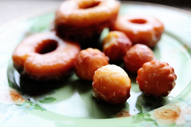 Homemade Glazed Doughnuts | Recipe