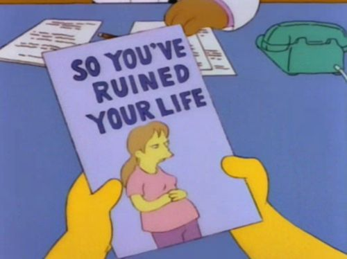 24 Funny Books, Magazines and Pamphlets From The Simpsons