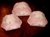 The Cottage Home: Cloth Baby Doll Diaper Tutorial