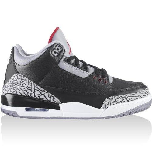 Nike Chaussures Air Flight 13-44.5-Noir