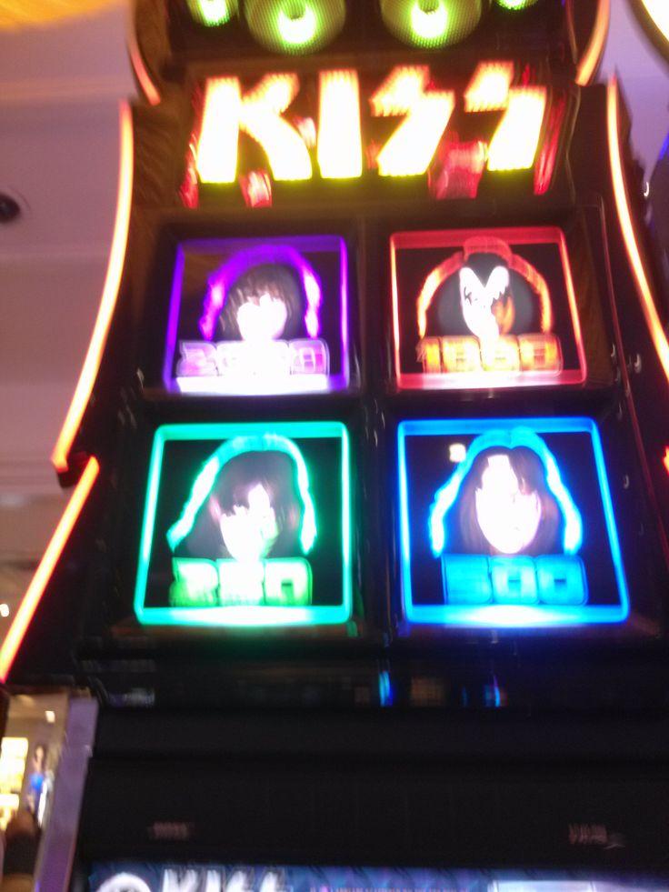 kiss slot machine online
