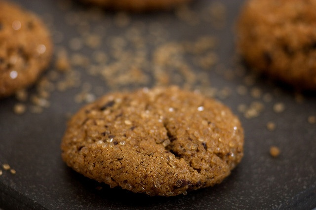Sparkling Ginger Cookies 2 | Cookies to die for | Pinterest