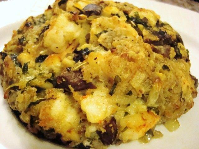 The Hubster's Shrimp Stuffed Portobello Mushrooms #glutenfree, # ...