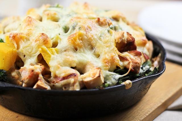 Crispy Rice and Turkey Casserole | Recipe
