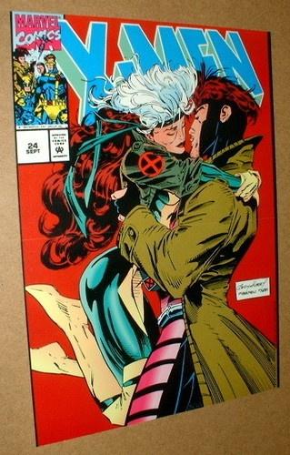 XMen 24 Vol 1 September 1993 Rogue and Gambit First