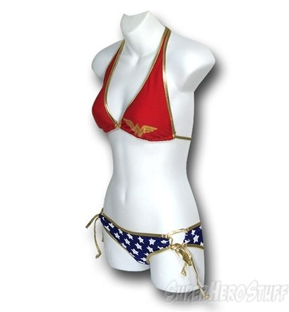 You can be WONDER WOMAN ! #superherostuff.com