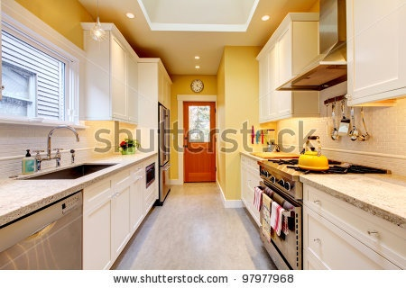 yellow kitchen walls for the home pinterest