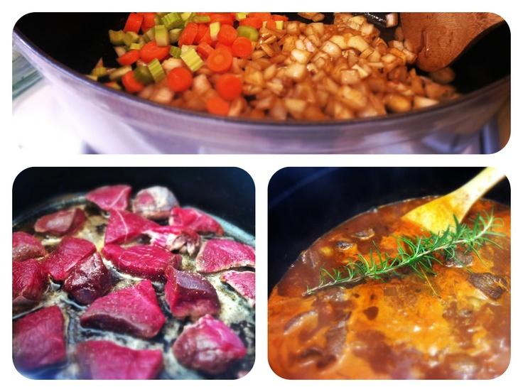 Cinnamon venison stew...ummmm | Yummy | Pinterest