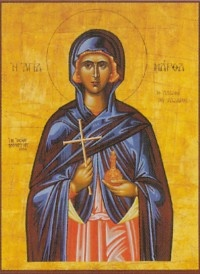 IMG ST. MARTHA, Sister to Lazarus