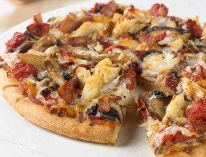 Phillips wild mushroom & crab pizza recipe plus an ultimate crab chal ...