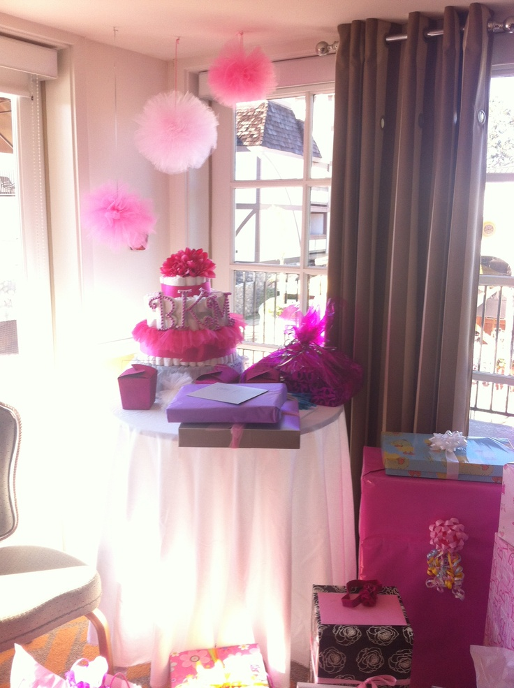 tutu cute baby shower gift corner tutu cute baby shower pinterest