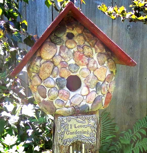 Birdhouses For Birds Of Every Feather
