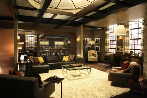 TV Show Interiors Castle