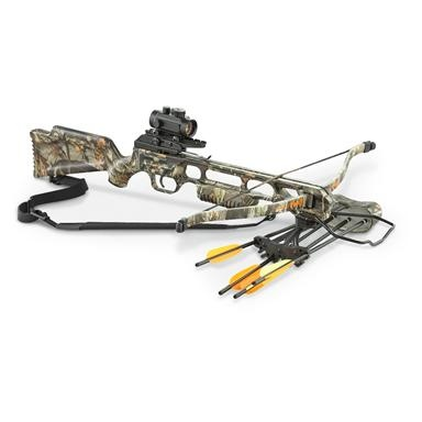 Its cousin the compound crossbow less moving parts easier to repair