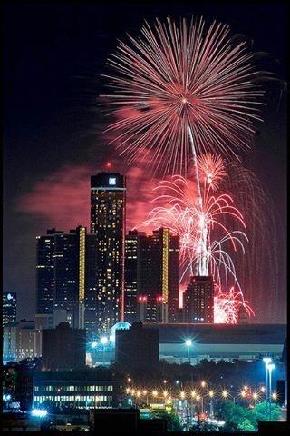 fourth of july fireworks atlanta 2015