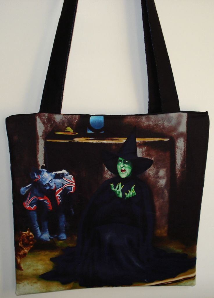 Wicked Tote Bag 84