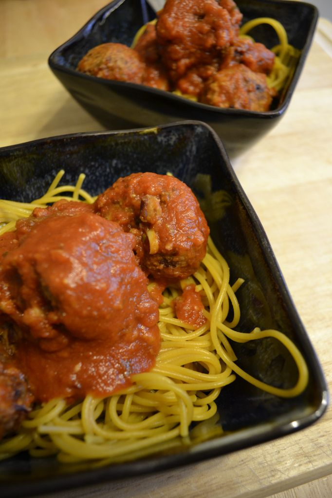 Spicy meatball recipe using kidney beans | food | Pinterest