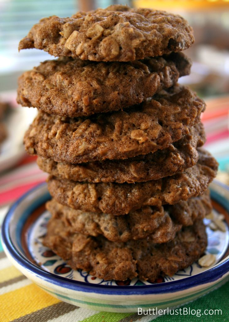 Oatmeal, Pecan & Chocolate Chip Cookies | Chocolate and Nutella Cooki ...
