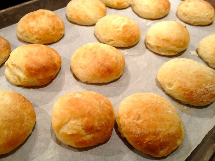 Angel Biscuits | food | Pinterest