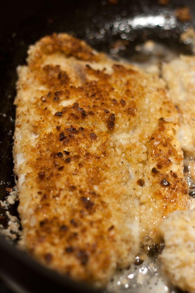 Macadamia Crusted Fish | AAA Seafood Recipes | Pinterest