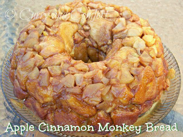 ... Apple Cinnamon Monkey Bread (Twice as Nice Tuesdays) - Apple Week Day