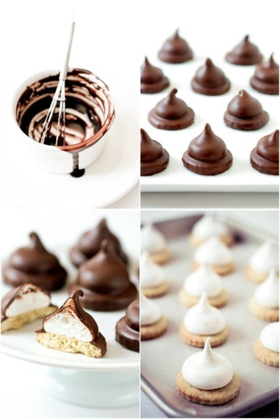 Chocolate Covered Marshmallow Cookies http://sulia.com/my_thoughts ...