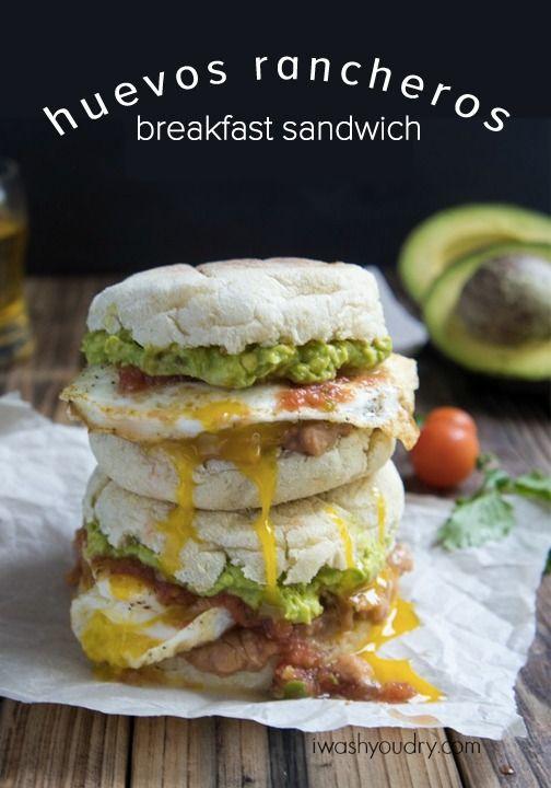 Breakfast Sandwiches