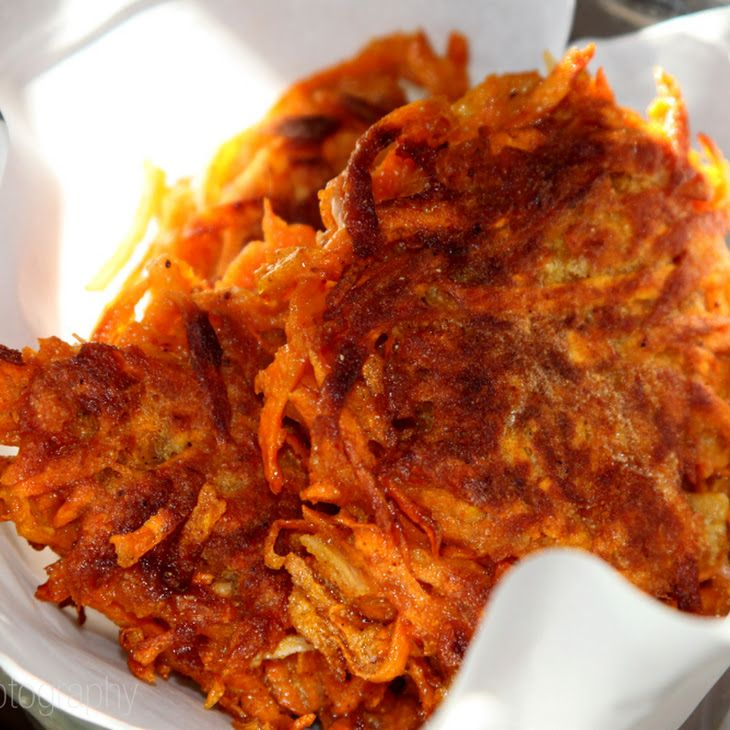 Sweet Potato Latkes - Gluten Free Recipe | Craft Ideas & Recipes | Pi ...