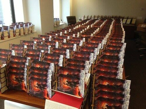 Rick Riordan has signed the first 1,000 copies of House of Hades!!!!!!!!!!!!!!!!!!!!!!!