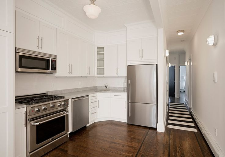Brownstone Kitchen Brownstone House Pinterest