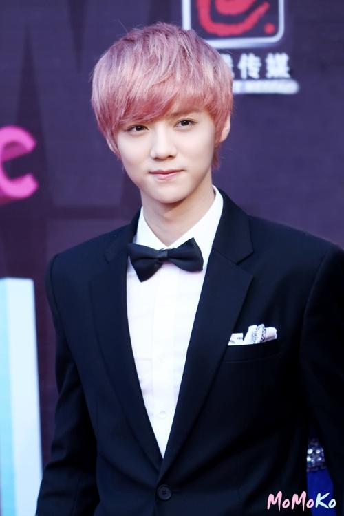 Luhan Exo Pink Hair Ef7faaee5d0be9f5691d5b5cc1870a ...