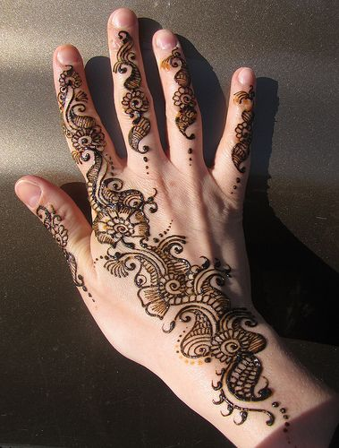 Mehndi Designs For Hands Red : Pin by kavs on henna pinterest
