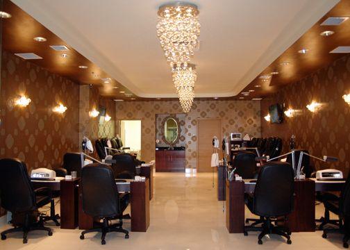 nail salon decoration - Bing Images | Salon Decor, Accessories & Appa ...