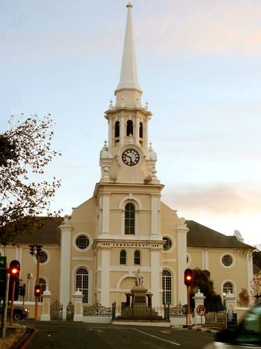 Church in Wellington South Africa