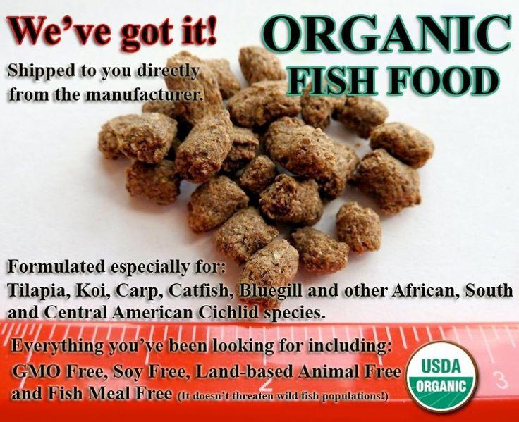 aquaponics usa fish food aquaponics pinterest