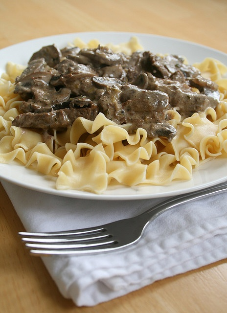 Beef Stroganoff III Recipes — Dishmaps