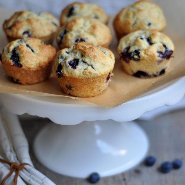 Blueberry Buttermilk Muffins: | Yummyy | Pinterest