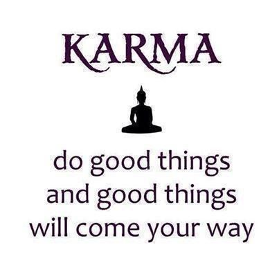 karma quotes positive thoughts pinterest