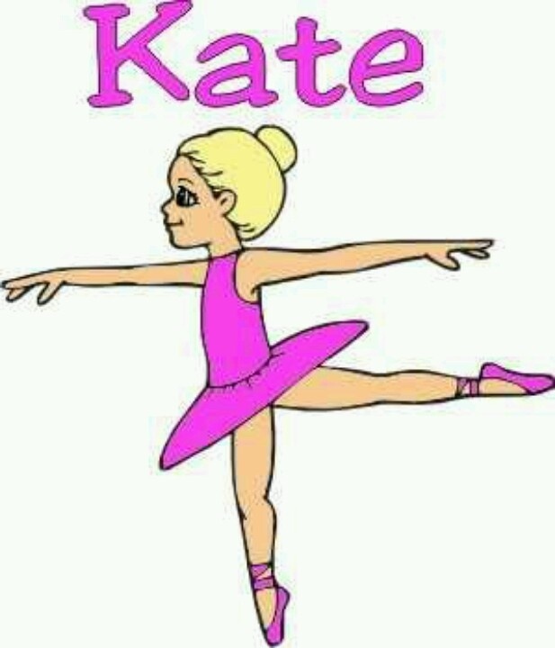 Kate name photo all about me d pinterest