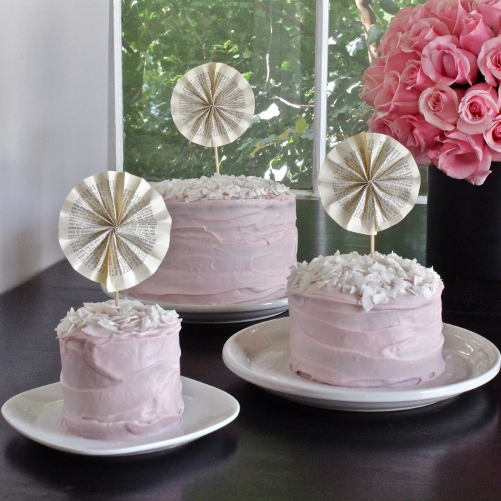 Blackberry Buttermilk Cake with Chambord Buttercream Frosting ...