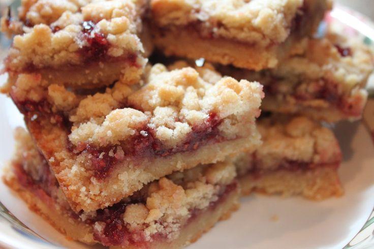 Raspberry Crumb Bars () | Cookie Jar (includes Bars) | Pinterest