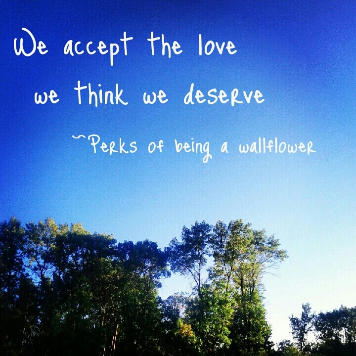 The perks of being a wallflower quotes infinite