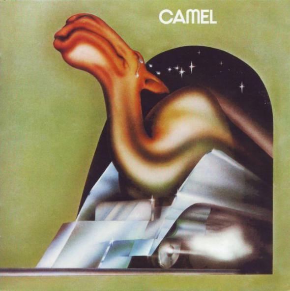 Camel 1st Music Covert Art Pochette Album Pinterest