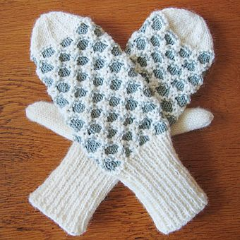 Woolen Socks Knitting Pattern : FREE KNITTING PATTERN FOR NEWFIE MITTENS   KNITTING PATTERN