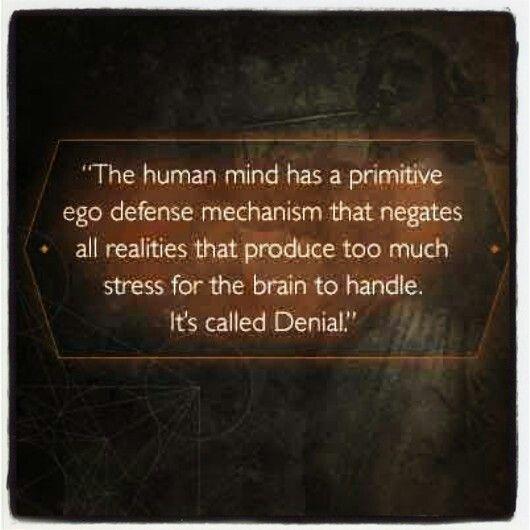 denially