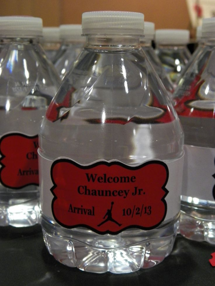 jordan theme baby shower water bottle labels ashley 39 s jordan